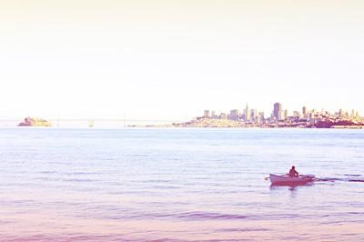 自分が釣り人で、夢を釣るイメージです